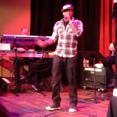 Photo taken at Yoshi's by Mathilde K. on 1/27/2013