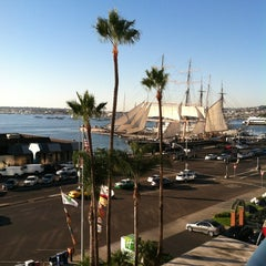 Photo taken at Wyndham San Diego Bayside by Debra B. on 11/5/2012