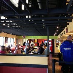 Photo taken at Moe's Southwest Grill by Tad L. on 5/5/2013