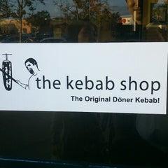 Photo taken at The Kebab Shop by Jun K. on 12/2/2012