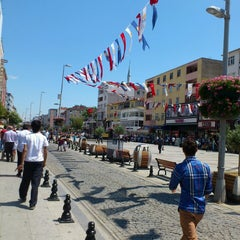 Photo taken at Sultanbeyli by Savaş Ö. on 7/21/2013