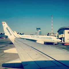 "Photo taken at Otopeni ""Henri Coandă"" International Airport (OTP) by Catalin A. on 7/23/2013"