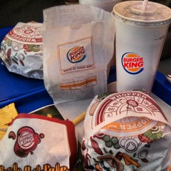 Photo taken at Burger King by Bertrand on 3/22/2013