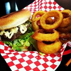 Photo taken at Jake's Burgers & Billiards by Darryl on 3/5/2013