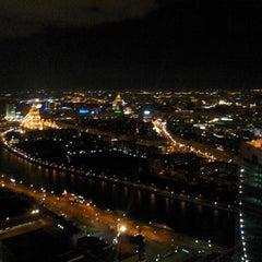 Снимок сделан в Башня «Федерация» / Federation Tower пользователем Umut U. 4/22/2013