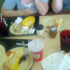 Photo taken at CiCi's Pizza by Taylor A. on 9/26/2012