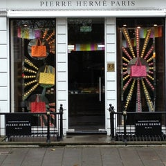 Photo taken at Pierre Hermé by Vincent T. on 11/10/2012