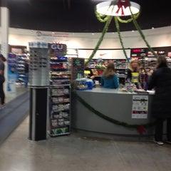 Photo taken at Luke's Locker by Martin on 12/14/2012