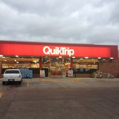 Photo taken at QuikTrip by Martin on 12/2/2012