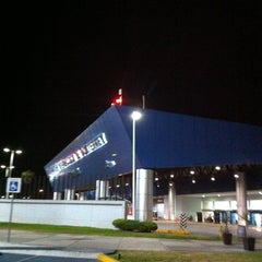 Photo taken at Aeropuerto Internacional de Monterrey General Mariano Escobedo (MTY) by Licci Z. on 7/1/2013