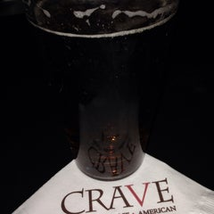 Photo taken at CRAVE Restaurant West End by John F. on 10/15/2013