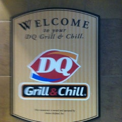 Photo taken at Dairy Queen by Pete on 8/8/2013