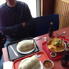 Photo taken at Buddy's Burrito & Taco Bar by Wook on 4/20/2013
