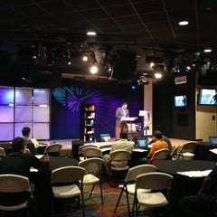 Photo taken at Oak Cliff Bible Fellowship by Eric A. on 10/23/2012