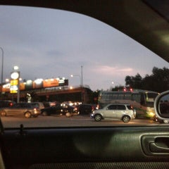 Photo taken at Esso by N.I.A on 9/21/2012