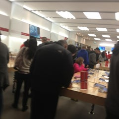 Photo taken at Apple Store, Stoneridge Mall by Douglas L. on 12/20/2012