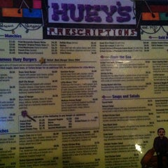 Photo taken at Huey's Restaurant by Lenore A. on 12/26/2012
