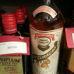 Photo taken at Dry Dock Wine & Spirits by Jeff P. on 12/5/2014