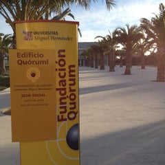 Photo taken at Curso Community Manager Elche by Francisco P. on 1/15/2013