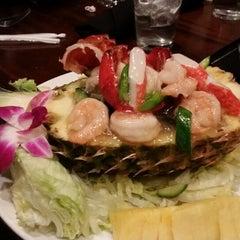 Photo taken at Fulin's Asian Cuisine by Danielle D. on 3/16/2014