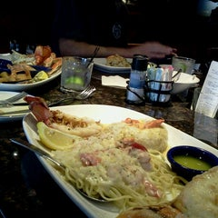 Photo taken at Red Lobster by Jonathan H. on 3/30/2013
