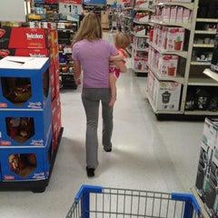 Photo taken at Walmart by Jon K. on 8/5/2013