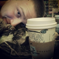 Photo taken at Caribou Coffee by Ariel W. on 11/3/2012