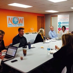 Photo taken at Now Marketing Group by Jessika Y. on 10/18/2013