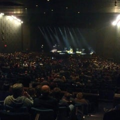 Photo taken at Queen Elizabeth Building & Theatre by Ariel F. on 9/21/2012