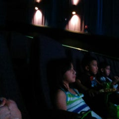 Photo taken at Cineport 10 - Allen Theatres by Teresa C. on 5/13/2014