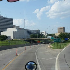 Photo taken at Downtown Topeka by Jessica F. on 8/20/2014