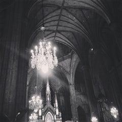 Photo taken at Minor Basilica of San Sebastian (Shrine of Our Lady Of Mount Carmel) by Jennalyn M. on 6/30/2013