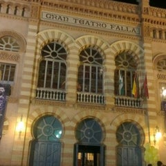 Photo taken at Plaza Falla by Elvira S. on 10/9/2012