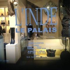 Photo taken at L'Inde Le Palais by Flavio P. on 10/18/2012