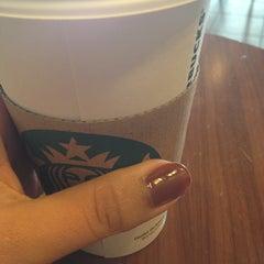 Photo taken at Starbucks by Triburban on 2/4/2013