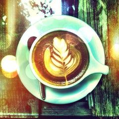 Photo taken at Portola Coffee Lab by Talia S. on 10/18/2012