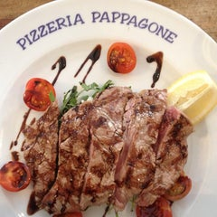 Photo taken at Pizzeria Pappagone by Marc S. on 4/7/2013