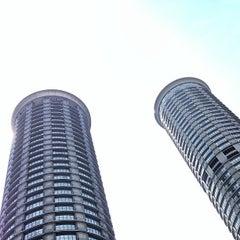 Photo taken at The Westin Seattle by Daniel Eran D. on 5/11/2013