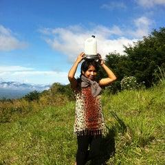Photo taken at Gunung Sinabung by Ertina B. on 4/28/2013