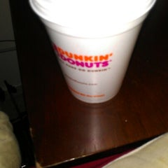 Photo taken at Dunkin Donuts by Shauntey W. on 10/9/2012
