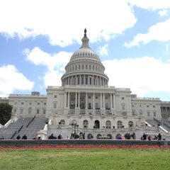 Photo taken at United States Capitol Building by Harjit on 4/22/2013
