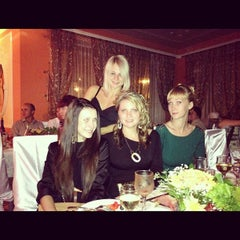 Photo taken at Кафе «Мельба» by Кристина Ш. on 9/23/2012