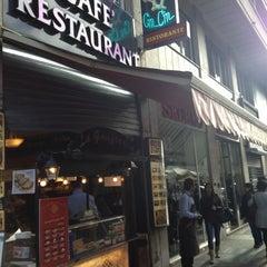 Photo taken at Cin Cin Bar & Ristorante by Muhammed Y. on 11/1/2012