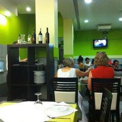 Photo taken at Grelhador da Boavista by Lina G. on 6/29/2013