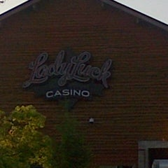 Photo taken at Lady Luck Casino Nemacolin by Larry S. on 6/24/2013