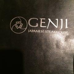 Photo taken at Genji Japanese Steakhouse - Dublin by Andrea W. on 5/30/2015
