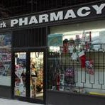 Photo taken at Battery Park Pharmacy by Battery Park P. on 12/18/2012