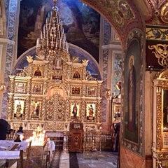 Photo taken at Храм святителя Николая в Звонарях by 🎀 Wiki L. on 2/21/2014