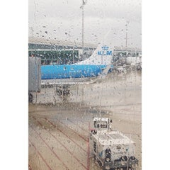 Photo taken at Gate E70 - Aeroport T1 by Gerard P. on 11/16/2013