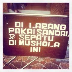 Photo taken at Pengadilan Negeri Medan by WM A. on 4/18/2013